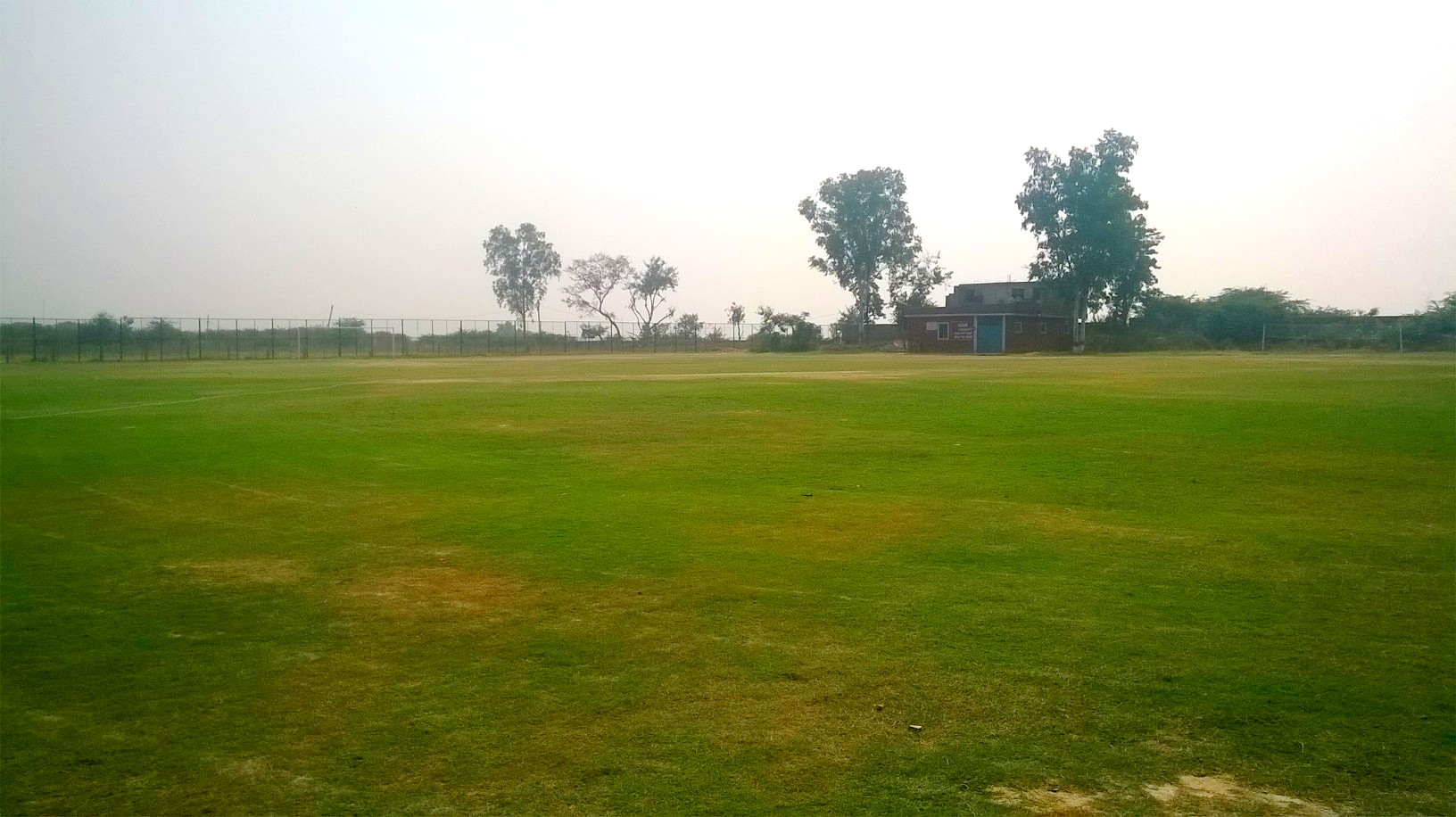 Sports Fiesta Ground – Cricket and Soccer Ground