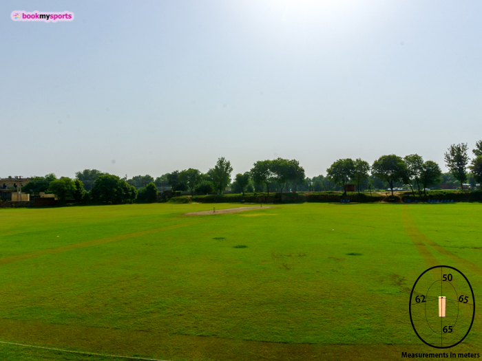 KN Ground for CRICKET