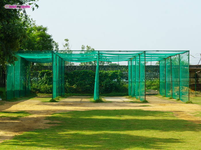 Abhi Nets(Cricket) at Baliawas, Gurgaon