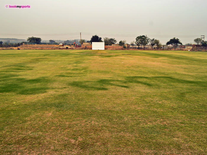 cricket ground inGamesforest Village, sector 58, Near Ireo Grand Arch, Gurgaon , Gurgaon